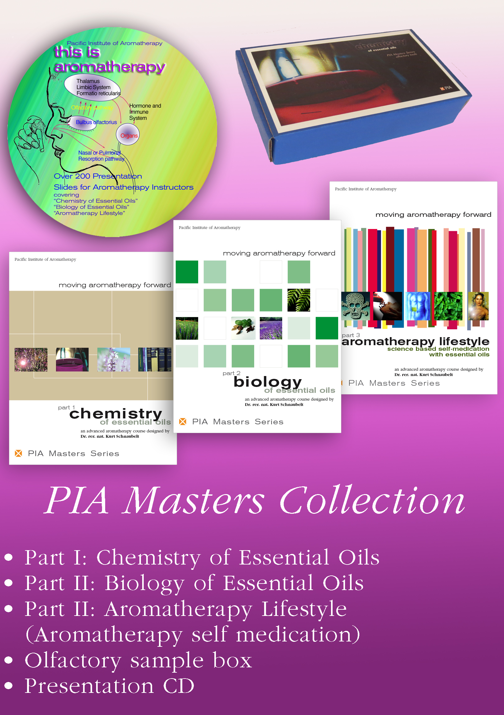 PIA Masters Collection