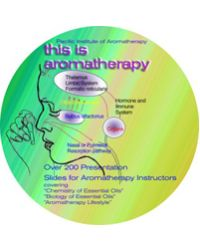 This is Aromatherapy Presentation CD